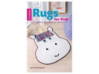 novelties: Leisure Arts Rugs For Kids Book