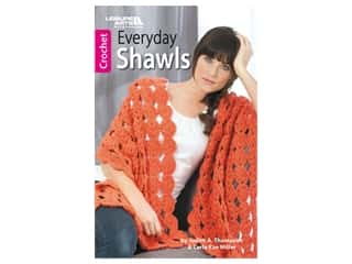 Everyday Shawls Crochet Book