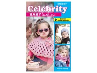 books & patterns: Leisure Arts Crochet Celebrity Baby Fashion Book