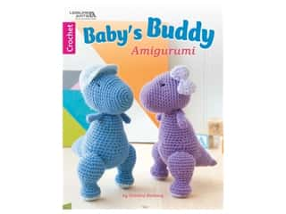Leisure Arts Baby's Buddy Amigurumi Crochet Book
