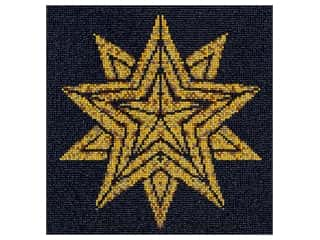 craft & hobbies: Diamond Art Kit 12 in. x 12 in. Full Drill Holiday Star