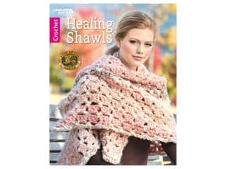 Leisure Arts Healing Shawls Book
