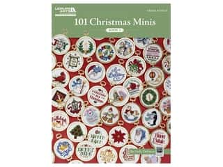 books & patterns: Leisure Arts 101 Christmas Minis #2 Book
