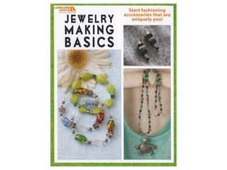 books & patterns: Leisure Arts Jewelry Making Basics Book