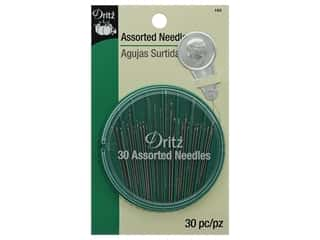 Hand Needles: Dritz Hand Needles 30 pc. Assorted