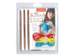 Leisure Arts The Knook Beginner Set