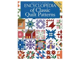 Books & Patterns: Leisure Arts Encyclopedia of Classic Quilt Patterns Book
