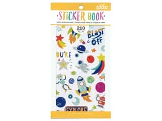American Crafts Sticker Book Small Young & Fun
