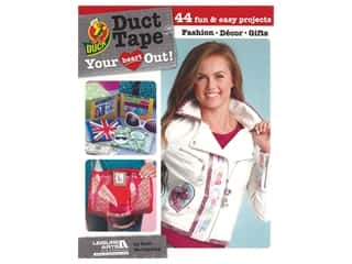Leisure Arts Duct Tape Your Heart Out Book