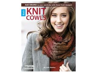 Leisure Arts Knit Cowls