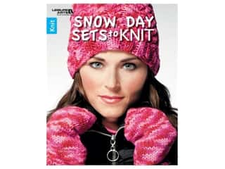 books & patterns: Leisure Arts Snow Day Sets To Knit