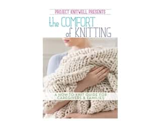 Leisure Arts Knitwell The Comfort Of Knitting Book