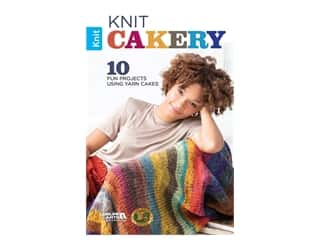 Leisure Arts Knit Cakery Book