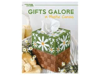 Leisure Arts Gifts Galore In Plastic Canvas Book