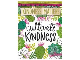 books & patterns: Leisure Arts Kindness Matters Coloring Book
