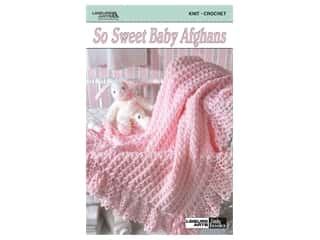 books & patterns: Leisure Arts So Sweet Baby Afghans Crochet Book