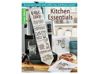 Leisure Arts Kitchen Essentials Book