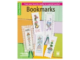 books & patterns: Leisure Arts Bookmarks To Cross Stitch Book