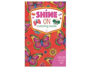 Color on the Go: Shine On Coloring Book
