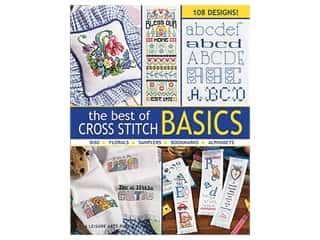 Leisure Arts The Best Of Cross Stitch Basics Book