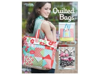 books & patterns: Leisure Arts Best Of Quilted Bags Book