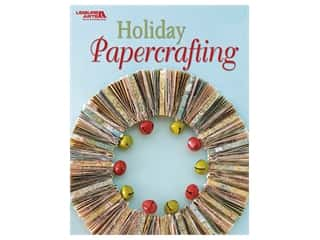 books & patterns: Leisure Arts Holiday Papercrafting Book