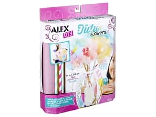 projects & kits: Alex Kit DIY Tutu Flowers