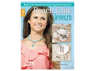 books & patterns: Leisure Arts Beach Chic Jewelry Book