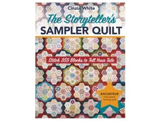 books & patterns: C&T Publishing The Storyteller's Sampler Quilt Book