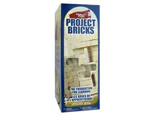 FloraCraft Styrofoam Kit Project Bricks 300 pc.