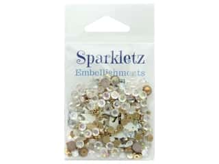 craft & hobbies: Buttons Galore Embellishments Sparkletz Embellishments Angel's Song