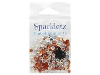 craft & hobbies: Buttons Galore Sparkletz - Creepy