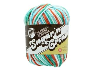 yarn & needlework: Sugar 'n Cream Yarn 95 yd. Ahoy Ombre