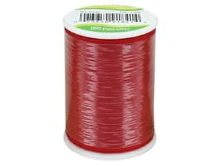 Coat Trusew Polyester Thread 150 yd. Atom Red (12 spools)