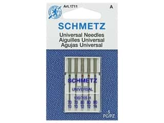 Schmetz Universal Needle Assorted Size 70-90 5 pc