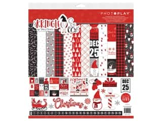 Photo Play 12 x 12 in. Collection Pack Kringle & Co