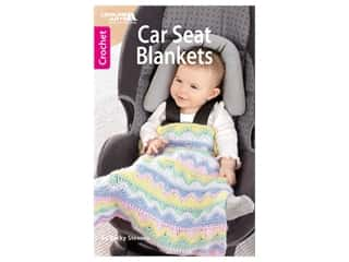 books & patterns: Leisure Arts Car Seat Blankets Crochet Book