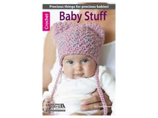 books & patterns: Leisure Arts Baby Stuff Crochet Book