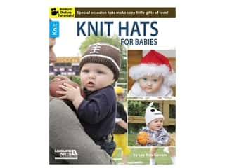 Leisure Arts Knit Hats For Babies Book