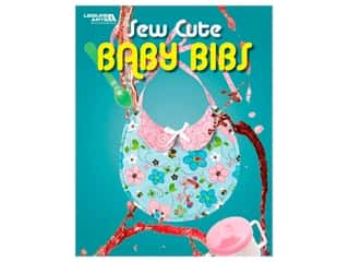 Leisure Arts Sew Cute Baby Bibs Book