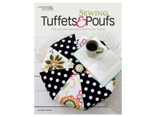 books & patterns: Leisure Arts Sewing Tuffets & Poufs Book