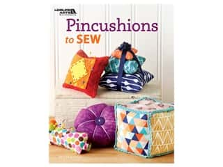 books & patterns: Leisure Arts Pincushions To Sew Book
