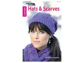 Hats & Scarves Crochet Book