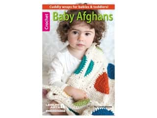 Leisure Arts Baby Afghan Crochet Book