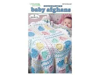 Leisure Arts Snuggletime Baby Afghans Book