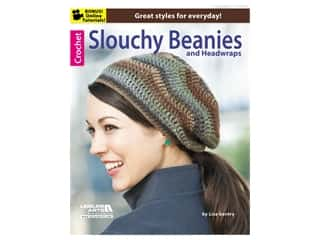 Slouching Beanies and Headwraps Crochet Book