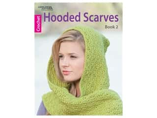books & patterns: Leisure Arts Hooded Scarves #2 Crochet Book