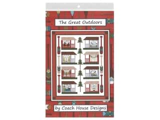 books & patterns: Coach House Designs The Great Outdoors Pattern