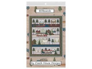 books & patterns: Coach House Designs Billboards Pattern
