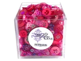 Buttons Galore 28 Lilac Lane Shaker Mix Fancy Gal